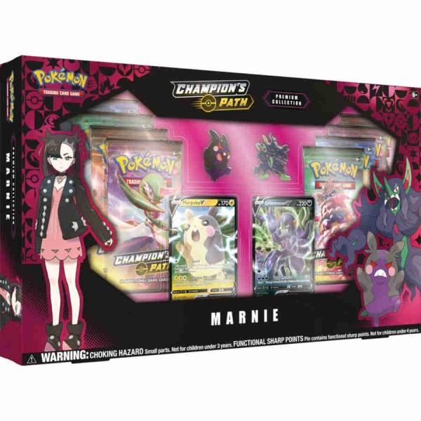 Weg des Champs Marnie Super Premium Collection - Englisch- mehr Inhalt!