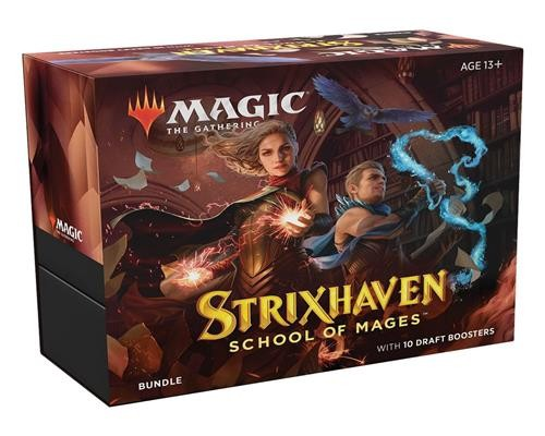Strixhaven Akedemie der Magier Bundle - Englisch