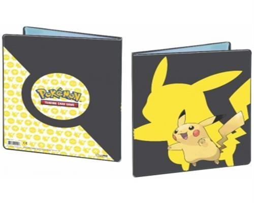 Pokemon Sammelalbum Pikachu 9er Pocket