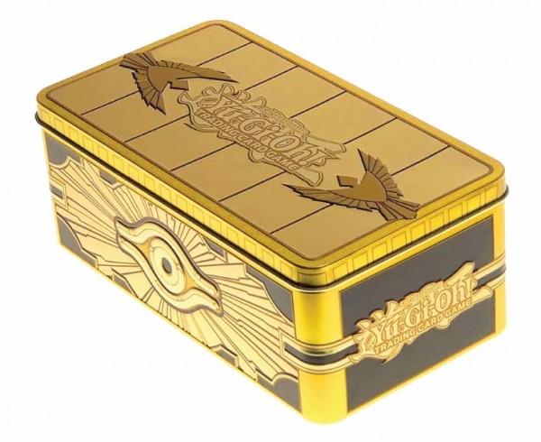 Gold Sarkophag Tin 2019 - Englisch