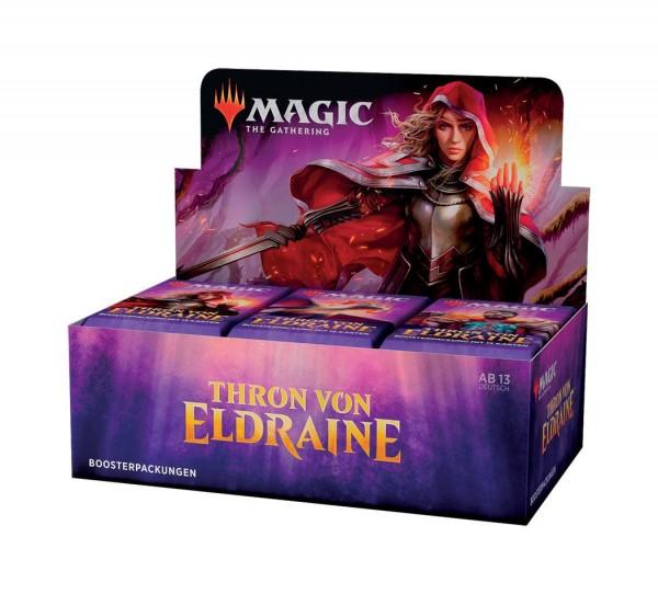 Thron von Eldraine Booster Display - Deutsch
