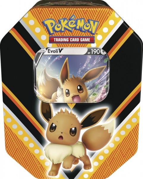 Pokemon TIN Evoli-V -DEUTSCH-
