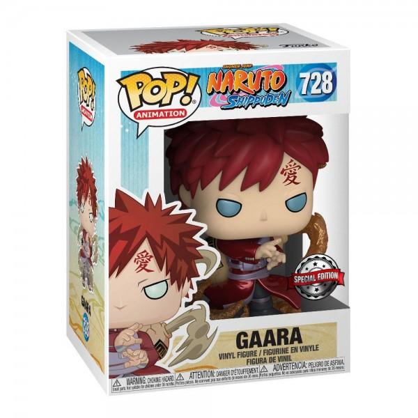 Animation 728- Naruto Gaara Special Edition- Funko POP!