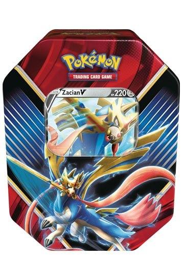 Pokémon Tin Zacian V -Deutsch