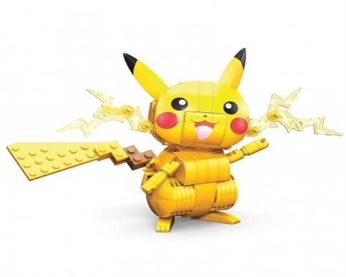 Mega Construx Pokemon Pikachu Medium