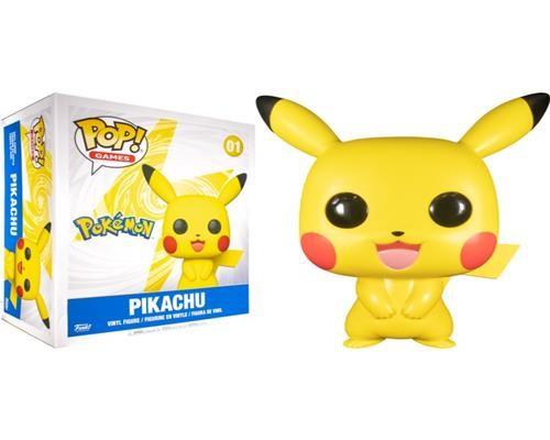 Funko - Pokemon Super Sized Pikachu 45cm