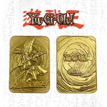 Limited Edition 24K Gold Metal Dark Magician