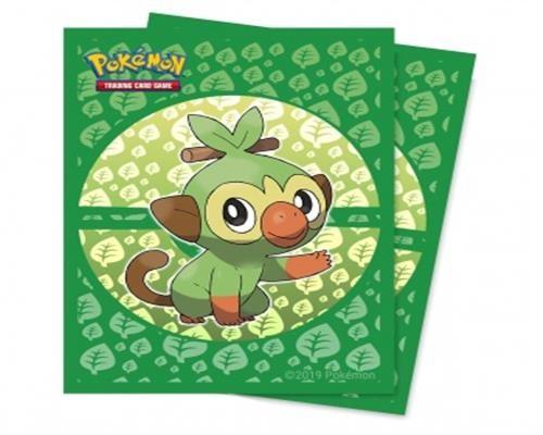 Pokemon Hüllen Galar Starter Chimpep ( 65 Hüllen)