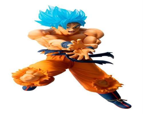 Super Saiyajin God Super Saiyajin Son Goku 16 cm