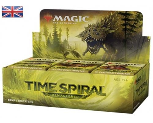 Time Spiral Remastered Draft Booster Display (36 Packs) -Englisch