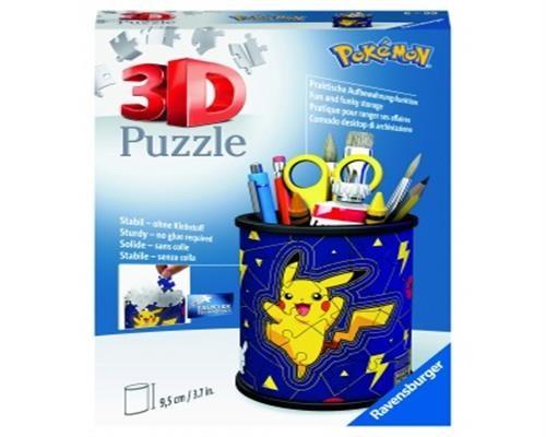Pokemon 3D Puzzle