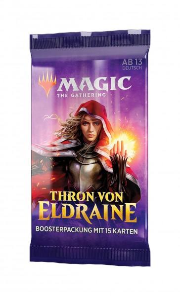 Thron von Eldraine - 4 Booster- Deutsch