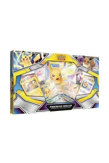 Pikachu & Evoli-GX Spezial-Kollektion Deutsch