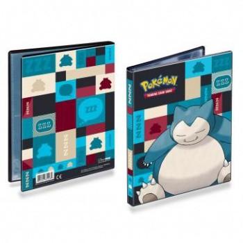 Pokemon Relaxo Sammelalbum - 4- Pocket Portfolio