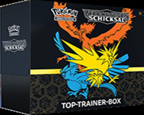 Verborgenes Schicksal - Top Trainer Box - Deutsch