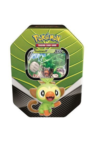 Pokémon Tin Box Gortrom -Englisch