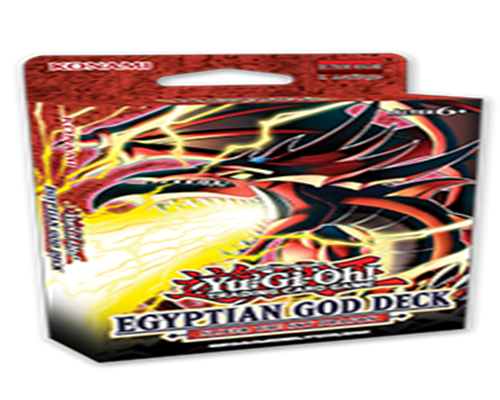 Egyptian God Deck: Slifer der Himmelsdrache/ Slifer the Sky Dragon 1. Auflage Deutsch