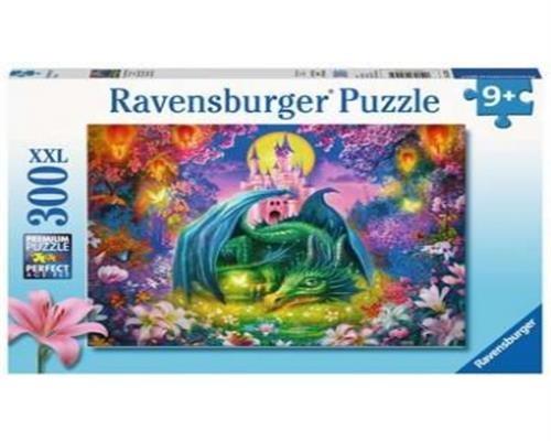 Mystischer Drachenwald 300 Teile Puzzle - Ravensburger