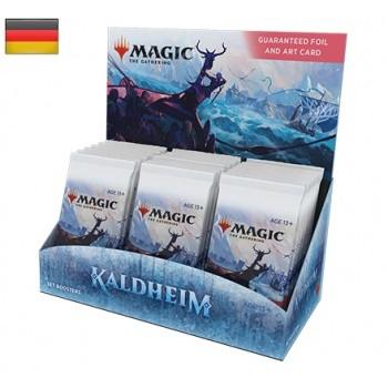 Kaldheim Set Booster Display - Englisch