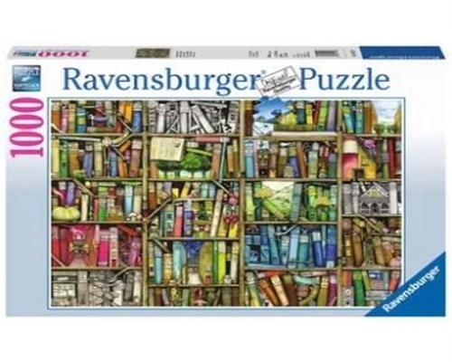 Ravensburger Puzzle - Magisches Bücherregal1000 Teile