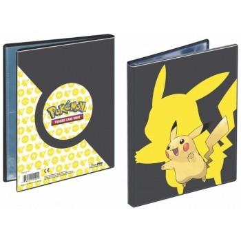 Pickachu Sammelalbum - 4 Pocket Portfolio