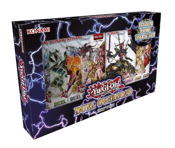 Duel Overload Box - Englisch- 1. Auflage