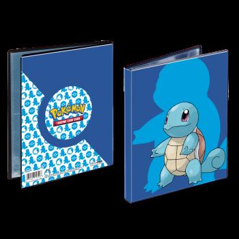 Pokemon Schiggy Sammelalbum - 4- Pocket Portfolio