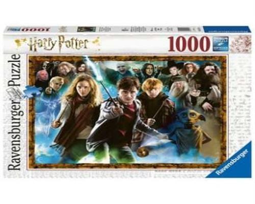 Ravensburger Puzzle - Der Zauberschüler Harry Potter - 1000 Teile