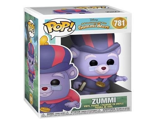 Disney 781- Zummi- Gummi Bears - Funko POP!