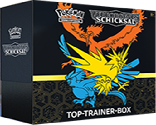 Verborgenes Schicksal - Top Trainer Box - Englisch