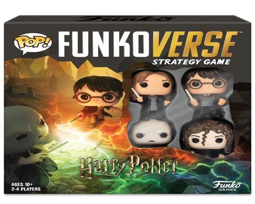 Harry Potter Funkoverse Brettspiel Strategy Game
