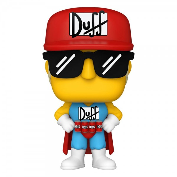 Television 902- the Simpson Duffman - Funko POP!