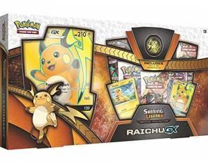 Schimmernde Legenden Spezial Kollektion Raichu-GX- DEUTSCH