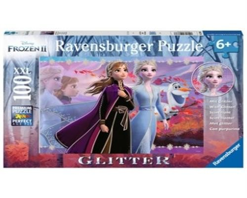 Frozen Starke Schwestern 100 Teile Puzzle - Ravensburger