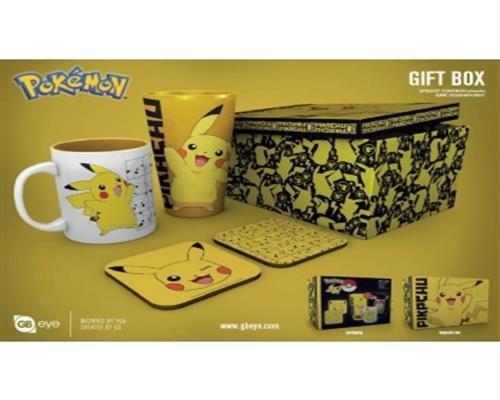 Pokemon Geschenkbox - Pikachu - Gbeye