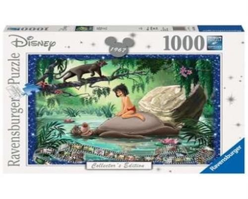 Ravensburger Puzzle - Disney Collector's Edition Jungle Book 1000 Teile