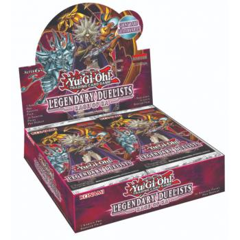 Legendary Duelists - Rage of Ra - Booster Display - Reprint- Englisch
