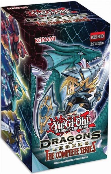 Dragons of Legend: The Complete Series Display - Deutsch
