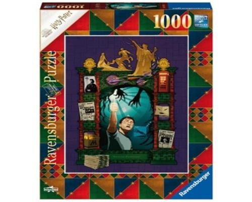 Ravensburger Puzzle - Harry Potter und der Orden des Phönix - 1000 Teile