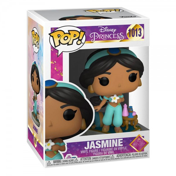 Disney 1013 - Jasmine Ultimate Princess- Funko POP!