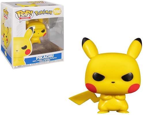 Grumpy Pikachu - Funko- POP! 598