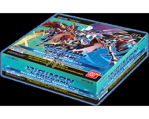 Digimon Release Special Editon Version 1.5 Display BT01-03 - Englisch