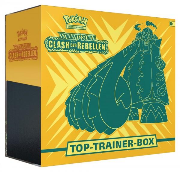 Schwert und Schild Clash der Rebellen Top-Trainer-Box ( Englisch)