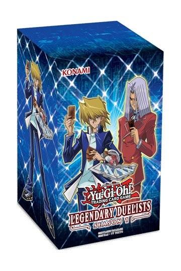 Legendary Duelists: Season 1- Display- ENGLISCH