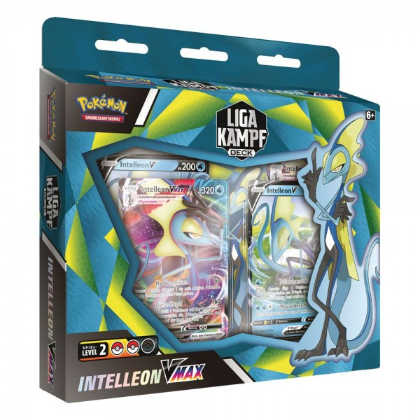 Pokémon League Battle Decks - Intelleon V-Max - Deutsch