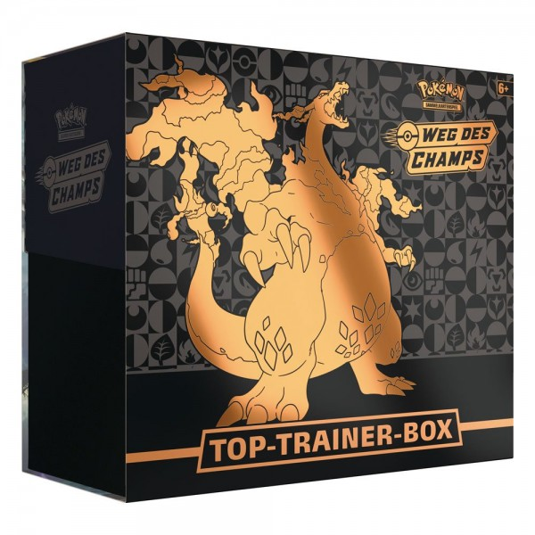Weg des Champs Top-Trainer-Box - Englisch