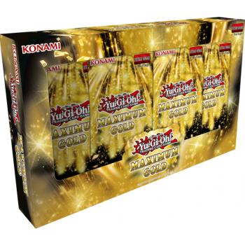 Maximum Gold Box DISPLAY - Deutsch