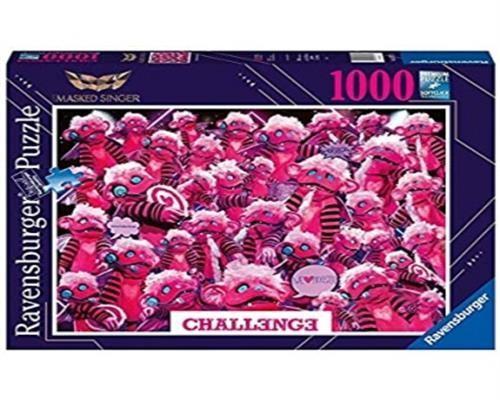 Ravensburger Challenge Puzzle - Monsterchen 1000 Teile