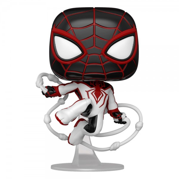 Marvel 768- Miles Moales Track Suit - POP! Funko