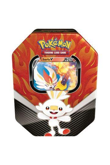 Pokémon Tin Box Liberlo -Englisch